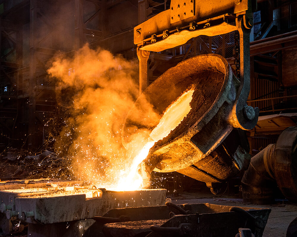 La gestión de la seguridad de proceso en la siderurgia